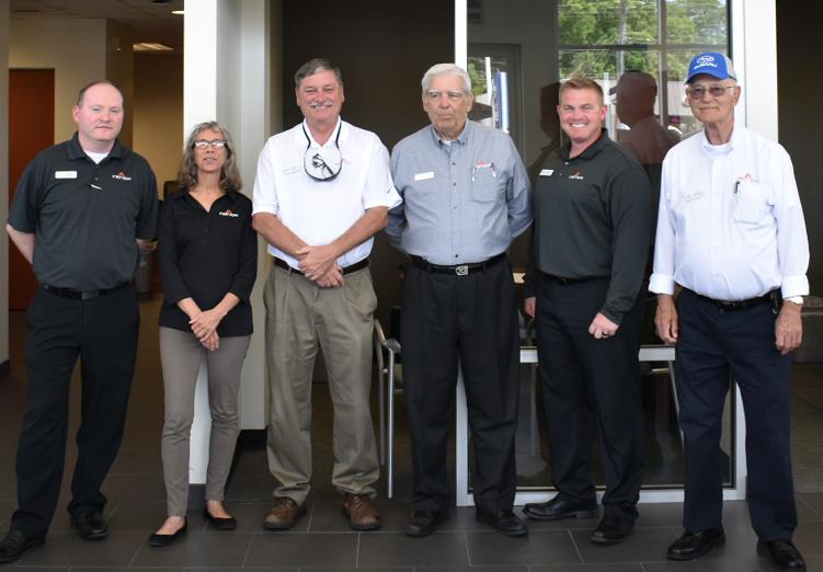 First Team Subaru Norfolk Sales Team