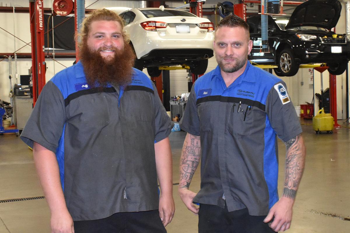 First Team Subaru