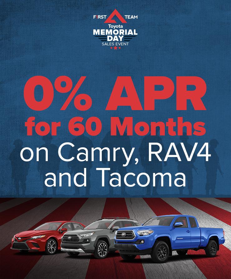 Toyota 0%