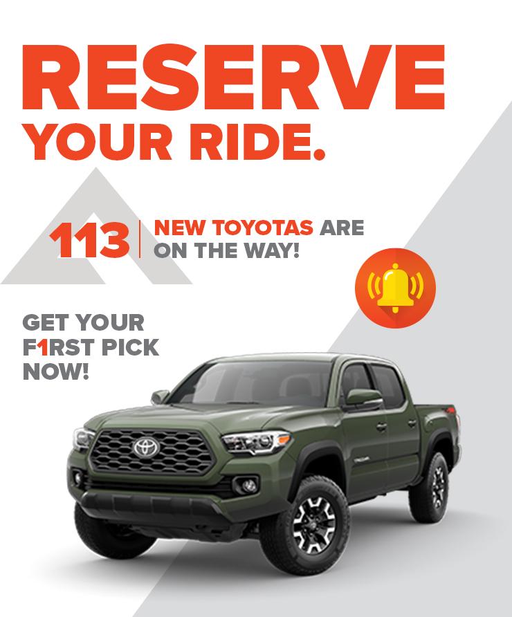 Toyota Sept 21
