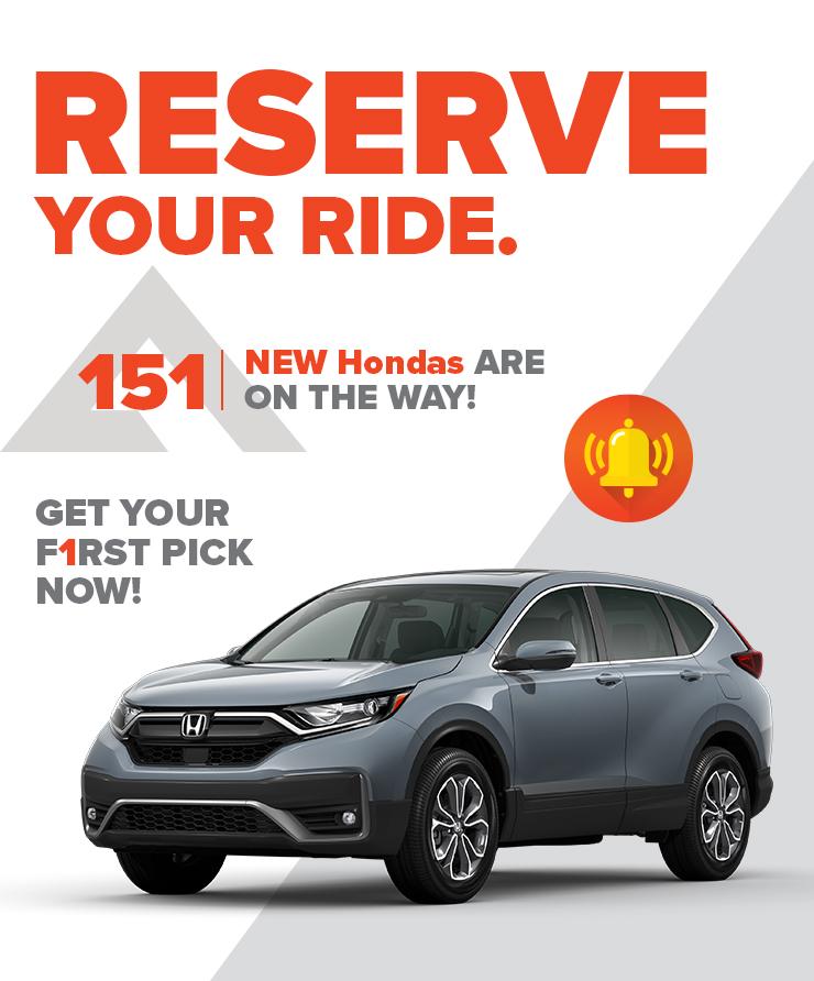 Honda Sept 21