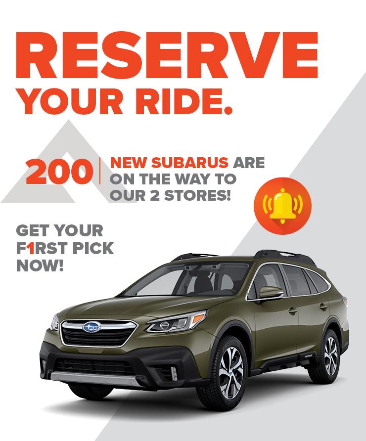 Subaru Sept 21