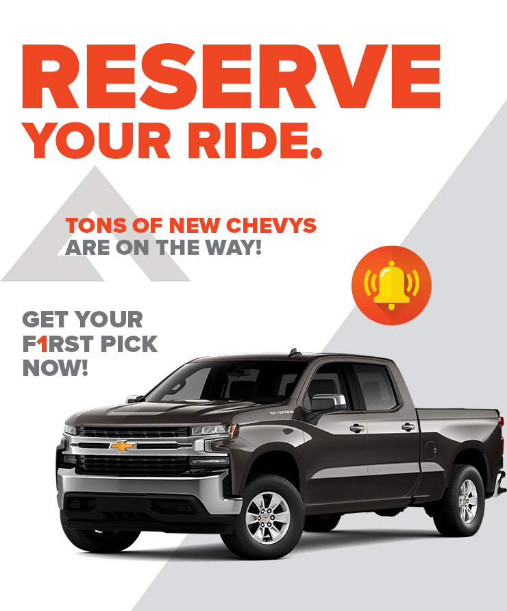 Chevy Sept 2021